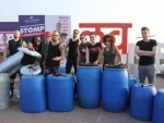 Stomp and Dharavi Rocks come together to spread Love and Care!