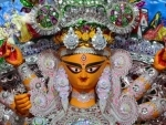 Durga Puja begins with Mahasasthi, surge of humanity fill the streets