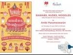 Starmark to host the launch of Ambi Parameswaran's book