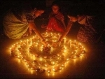 India lights up to celebrate Diwali