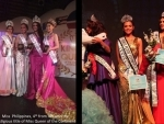 IPEN's Larissa Obediente wins Miss Queen of the Continents Pageant