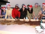 Park Plaza in Kolkata gets its cake mix ready for Christmas