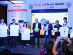 Airtel, Round Table India announces the launch of 'Airtel Run for Education, 2016'