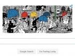 Google: Doodle celebrates cartoonist Mario Miranda's 90th birth anniversary