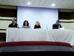 Media experts refer to surgical strike, message of Pink to demystify journalism to students in workshop