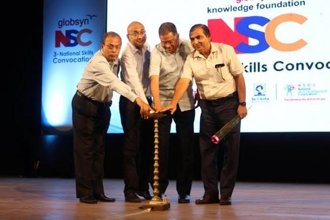 Kolkata: Globsyn Skills holds 3rd National Skills Convocation