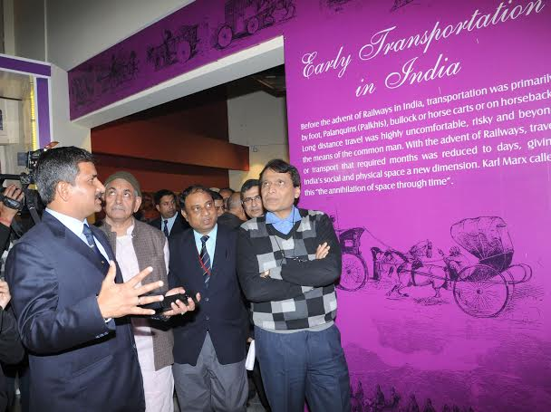 Many new attractions added to Delhi's revamped Rail Museum
