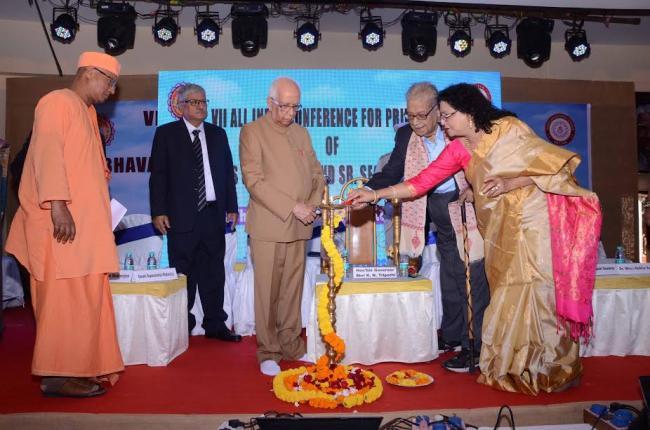West Bengal Governor inaugurates Bharatiya Vidya Bhavan conference