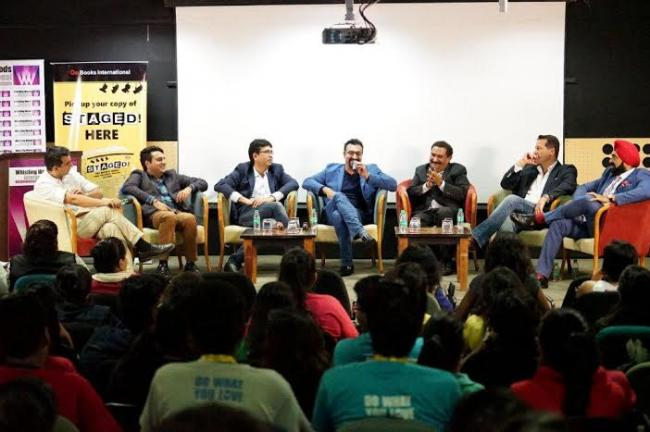 Whistling Woods launches first book on 'live events'