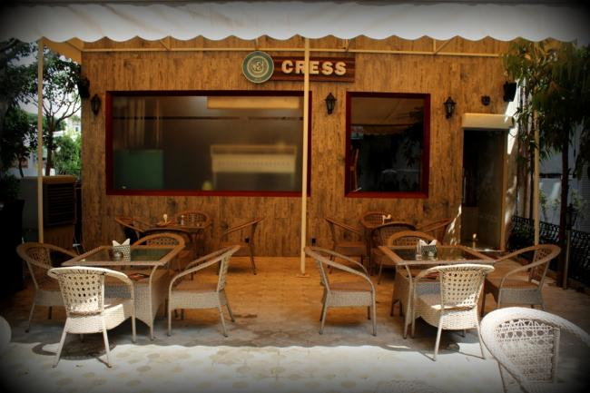 Cress Bistro launches new menu for V-Day