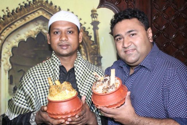 Oudh 1590 in Kolkata holds Awadhi biryani festival