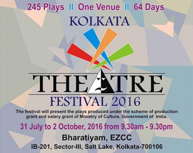 Kolkata hosts 64-day- long theatre festival