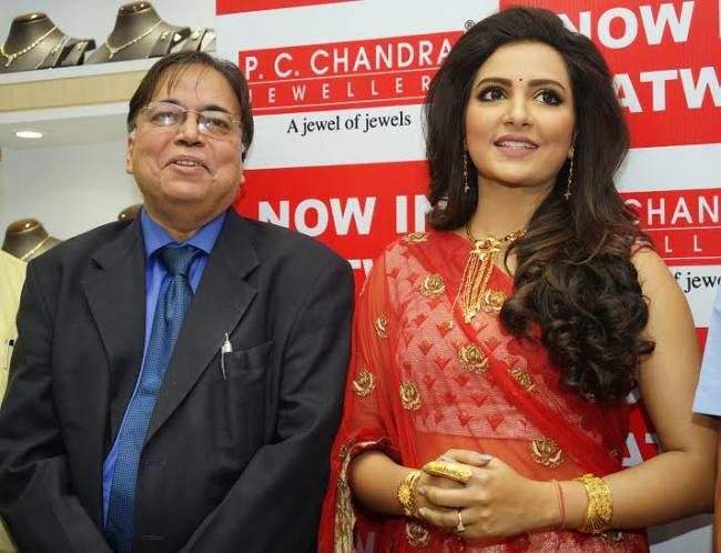 P C Chandra Jewellers Launches Showroom In Katwa Indiablooms First Portal On Digital News Management