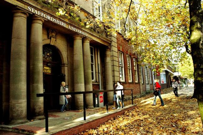 UK's Staffordshire University to conduct on-spot admissions and student counselling sessions in Mumbai , Delhi