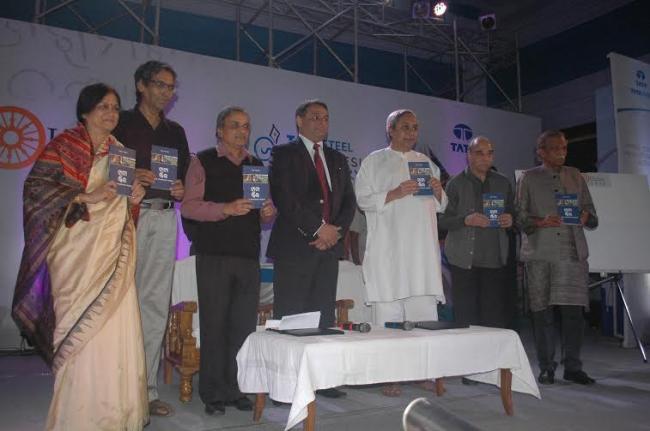 First edition of Tata Steel Bhubaneswar Literary meet inaugurated