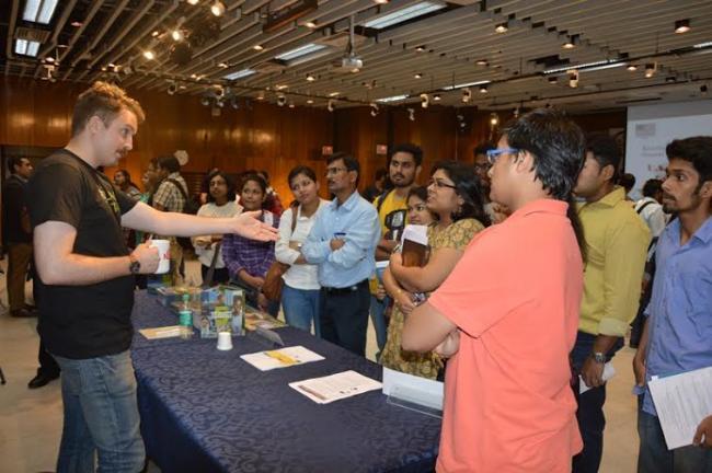 EducationUSA hosts U.S. University Alumni Fair in Kolkata