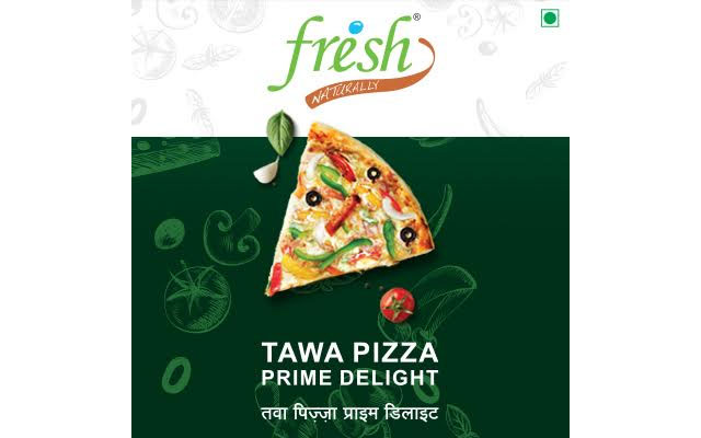 Frish launches ready-to-cook Tawa Pizza