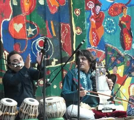 Indian Tabla maestro Pandit Prodyut Mukherjee enthralls US audience