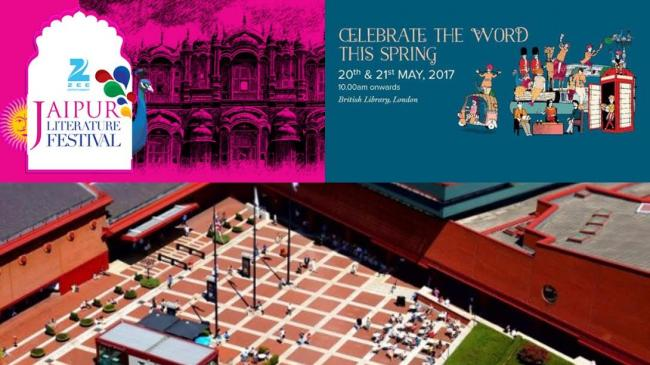 ZEE Jaipur Lit Fest to transform The British Library in London for the first time
