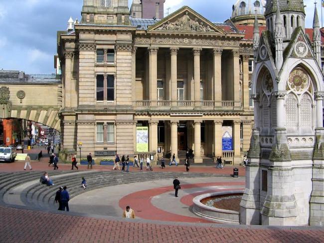 Birmingham creates city development blueprint with global dimension birmingham creates city development blueprint with global dimension malvernweather Images