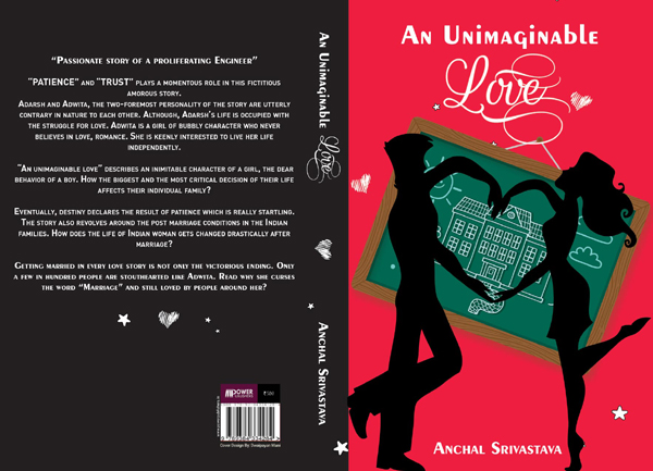 Anchal Srivastava goes deeper into the meaning of relationship in her latest book An Unimaginable Love