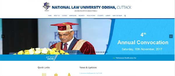NLU Odisha offers 25% Reservation to Local Students- Apply Through CLAT