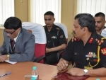Visva-Bharati and Army sign MoU to promote education