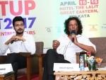 Arijit Dutta,Pinaki Ghosh participate in Start-up Summit 2017 in Kolkata
