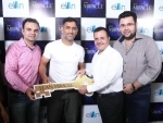 Elan Group gifts service apartment to MS Dhoni