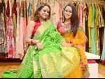 Tollywood actor Bidipta Chakraborty and daughter talk about their relationship at Simayaa