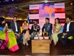 Actors Prosenjit, Dev and Paoli Dam launch Ram Kamal Mukherjee's book 'Long Island Iced Tea'