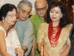 Kolkata-based women's forum pays respect to Indian film director Satyajit Ray