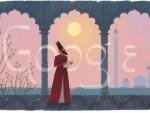 Google doodle on Mirza Ghalib's birth anniversary