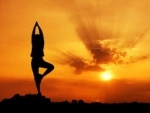 'Yoga may help university students deal with stress'