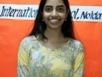 Raksha Gopal tops CBSE Class 12 examination