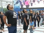 Reebok in association with Ministry of AYUSH celebrates International Day of Yoga with community sessions