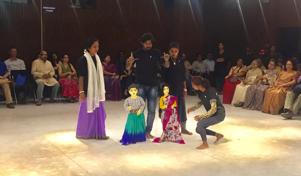 Indian and US artists come together for performative story telling project in Kolkata