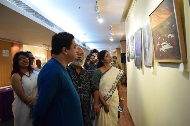 pHREEDOM4EVER organises painting exhibition by inmates of correctional home