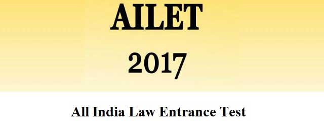 Are you a Law aspirant? Learn More About AILET