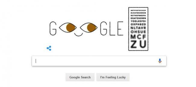 Google pays homage to Ferdinand Monoyer on his birth anniversary