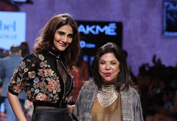 Ritu Kumar blends royal, martial fashion to LFW