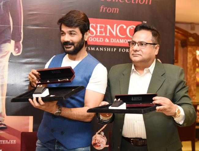 Senco Gold & Diamonds launches 'Mayurakshi collection'