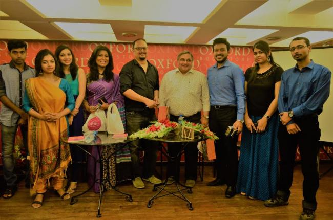 Power Publishers in association with Oxford Bookstore hosts the launch of 'Transformation'