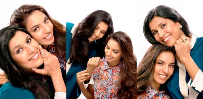 Manasi Kirloskar designs two exclusive rings with BlueStone.com for a 'Mother's Day' surprise