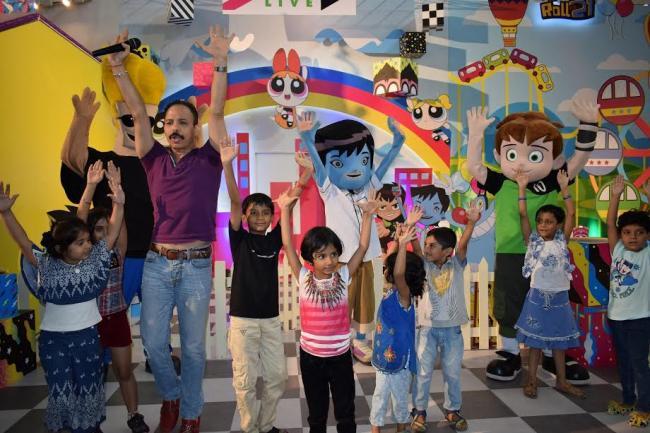 Viviana Mall, Cartoon Network partner to promote fitness awareness campaign amongst kids