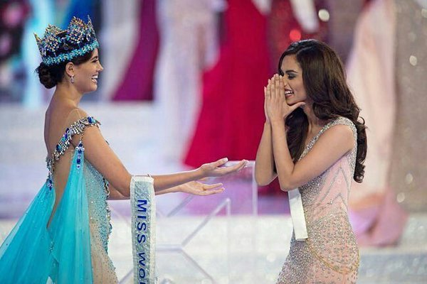 Is Miss World 2017 Manushi Chhillar planning to join Bollywood? She responds