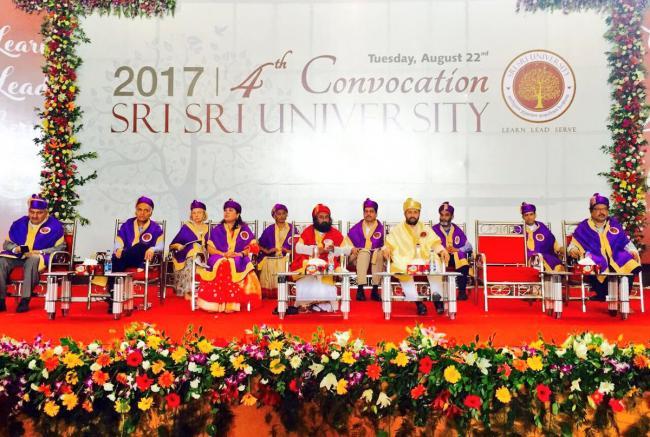 Sri Sri Ravi Shankar inaugurates Schneider Electric's Solar Energy Training Centre in Cuttack