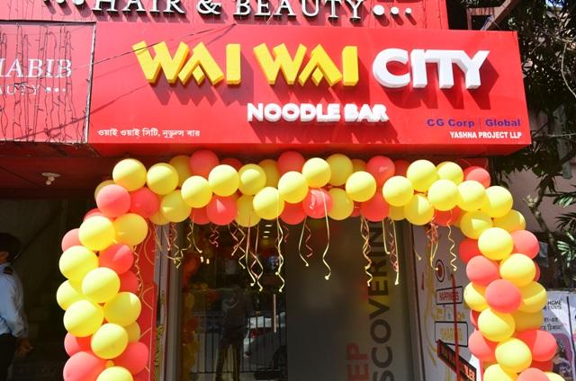 Kolkata welcomes noodle bar Wai Wai City to town