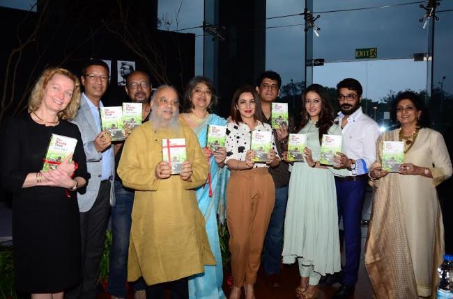 Prosenjit, Tisca Chopra launch The Wrong Turn in Kolkata