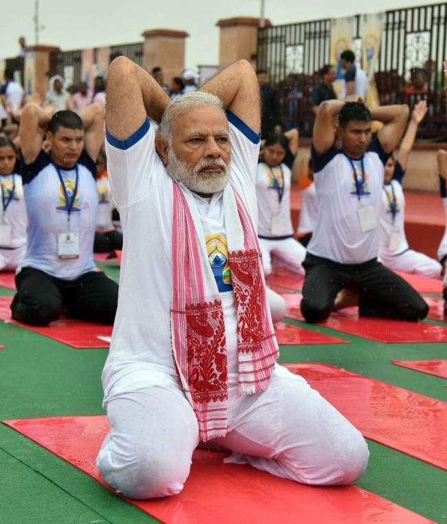Shortage of 3 lakh yoga instructors in India: ASSOCHAM